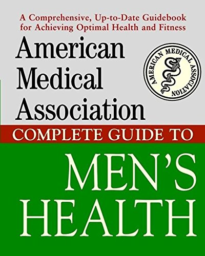 9780471414117: American Medical Association Complete Guide to Men's Health