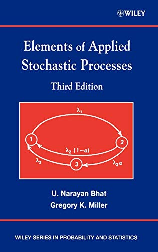 9780471414421: Elements of Applied Stochastic Processes
