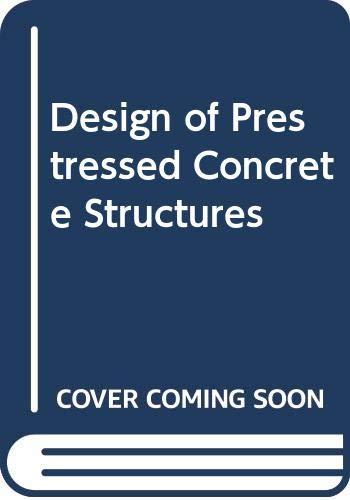 9780471414698: Design of Prestressed Concrete Structures
