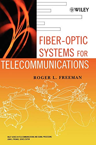 9780471414773: Fiber Optic Systems for Telecommunications