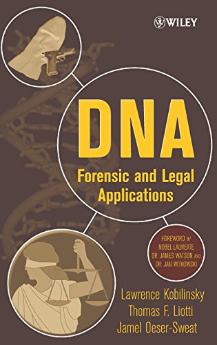 9780471414780: DNA: Forensic and Legal Applications