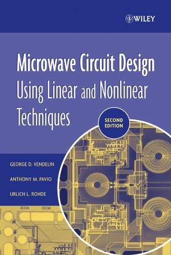 9780471414797: Microwave Circuit Design Using Linear and Nonlinear Techniques