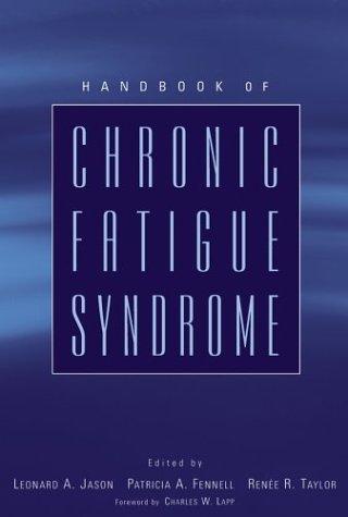 9780471415121: Handbook of Chronic Fatigue Syndrome