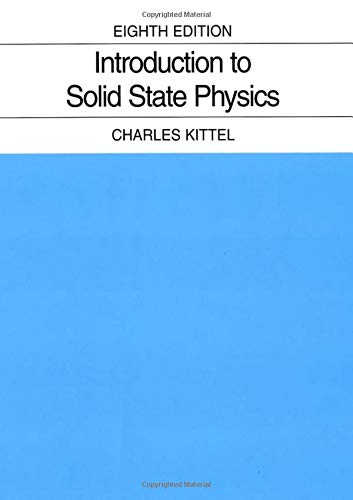9780471415268: Introduction To Solid State Physics