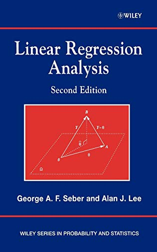 9780471415404: Linear Regression Analysis