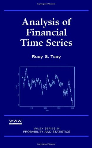 9780471415442: Analysis of Financial Time Series