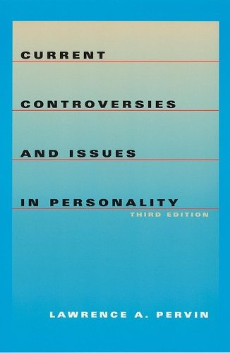 9780471415633: Current Controversies and Issues in Personality