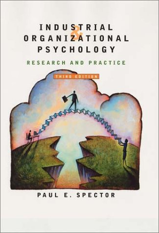 9780471415640: Industrial and Organizational Psychology: Wiley Student Edition: Research and Practice