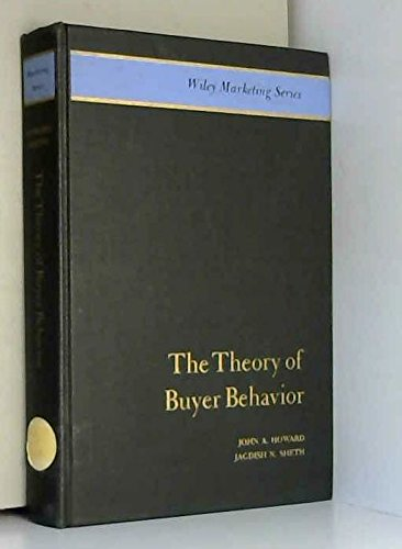 9780471416579: Theory of Buyer Behaviour (Marketing)