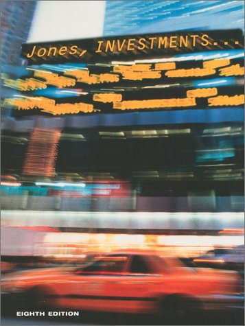 9780471416739: Investments: Analysis and Management, 8th Edition