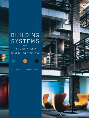 9780471417330: Building Systems for Interior Designers