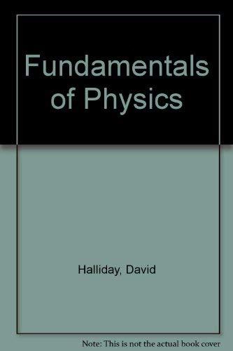 9780471418962: Fundamentals of Physics