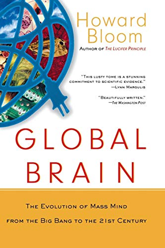 9780471419198: Global Brain: The Evolution of Mass Mind from the Big Bang to the 21st Century