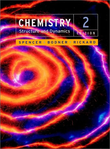 9780471419211: Chemistry: Structure and Dynamics