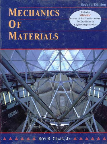 9780471419556: Mechanics of Materials, Second Edition w/CD plus Chapter Two from Cases in Mechanics of Materials (Chapter 2)