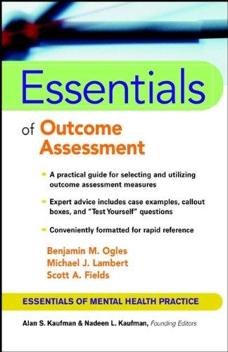 9780471419983: Essentials of Outcome Assessment