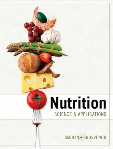 9780471420859: Nutrition: Science and Applications