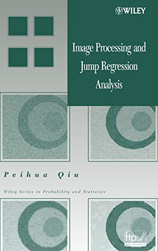 9780471420996: Image Processing and Jump Regression Analysis