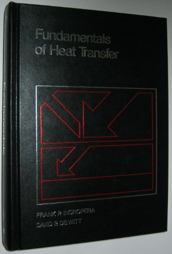 9780471427117: Fundamentals of Heat Transfer