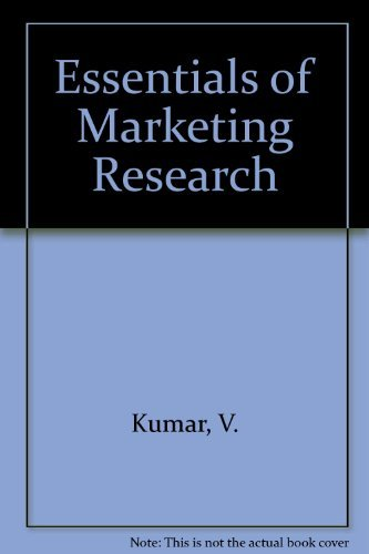 9780471427735: Essentials of Marketing Research