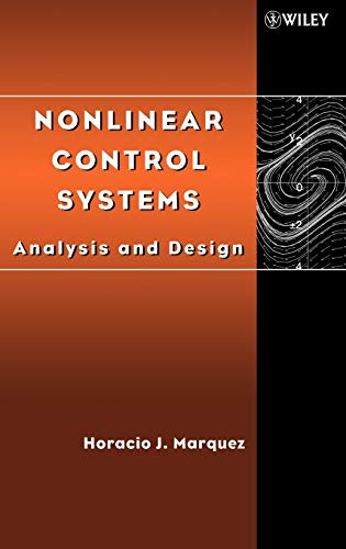 9780471427995: Nonlinear Control Systems: Analysis and Design