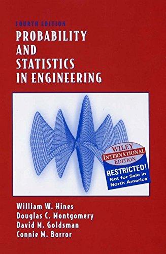 9780471428718: Probability and Statistics in Engineering