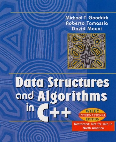 9780471429241: Data Structures and Algorithms in C++