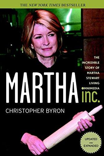 9780471429586: Martha Inc.: The Incredible Story of Martha Stewart Living Omnimedia