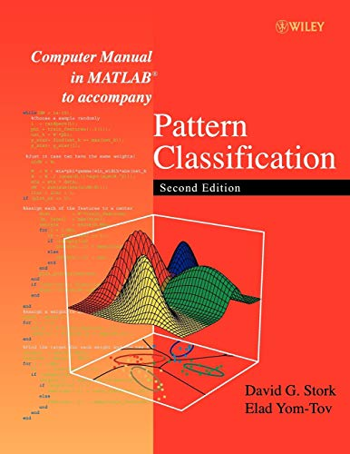 9780471429777: Computer Manual in MATLAB to Accompany Pattern Classification, Second Edition