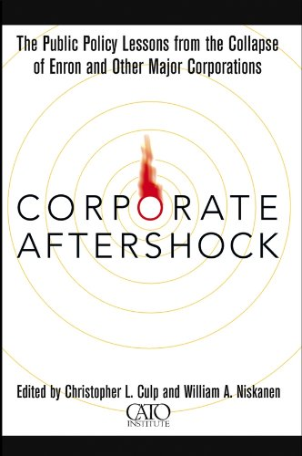 9780471430025: Corporate Aftershock: The Public Policy Lessons from the Collapse of Enron and Other Major Corporations