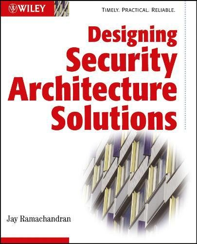 9780471430131: Designing Security Architecture Solutions