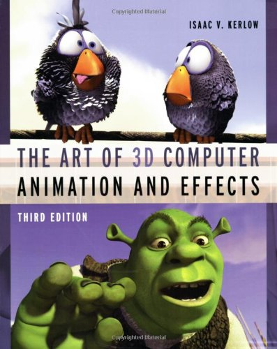 9780471430360: The Art of 3-D Computer Animation and Effects, 3rd Edition