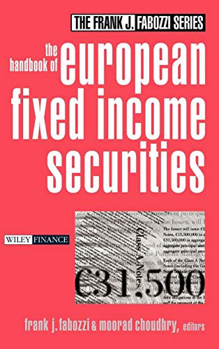 The Handbook of European Fixed Income Securities