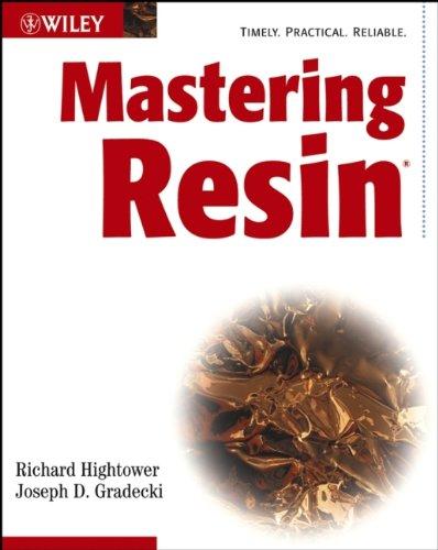 Mastering Resin: Richard Hightower