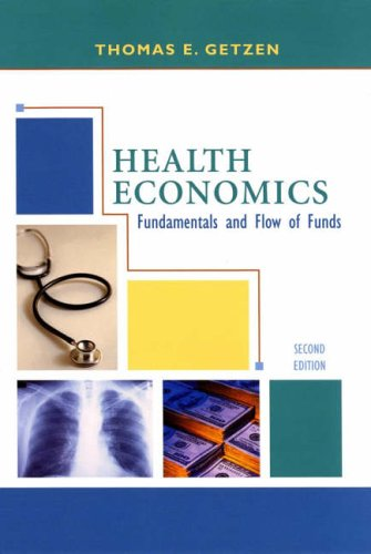 9780471432036: Health Economics: Fundamentals and Flow of Funds, Second Edition