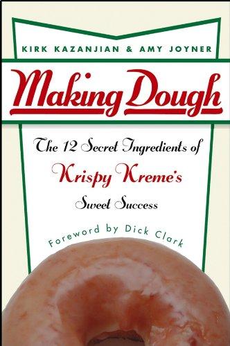 9780471432098: Making Dough: The 12 Secret Ingredients of Krispy Kreme's Sweet Success