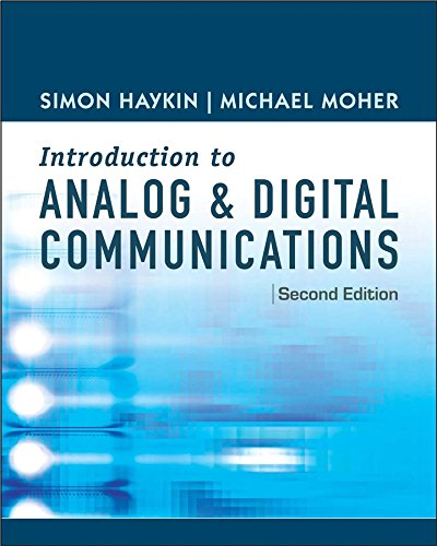 9780471432227: An Introduction to Analog and Digital Communications