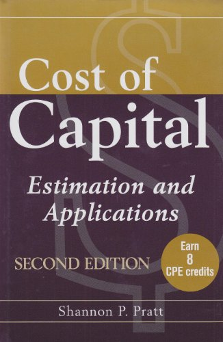 9780471432517: Cost of Capital Set, Contains: Cost of Capital book and Workbook