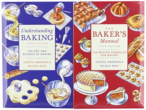 9780471432821: Understanding Baking: WITH The Baker's Manual - 150 Master Formulas for Baking, 5r.e.