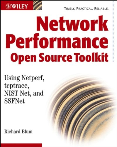 9780471433019: Network Performance Toolkit: Using Open Source Testing Tools