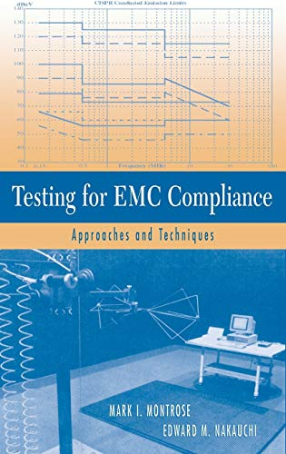 9780471433088: Testing for EMC Compliance: Approaches and Techniques