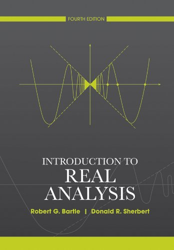 9780471433316: Introduction to Real Analysis