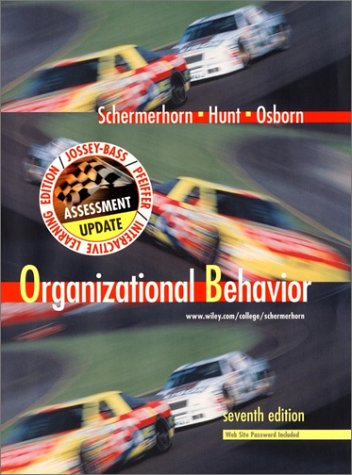 9780471435716: Organizational Behavior (Wiley Series in Management)