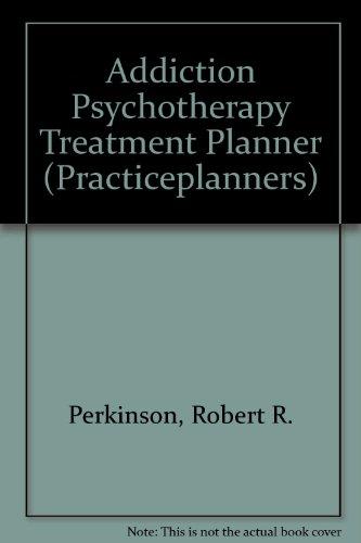 9780471436072: The Addiction Treatment Planner