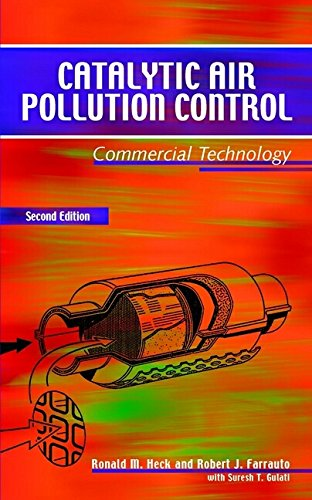 9780471436249: Catalytic Air Pollution Control: Commercial Technology