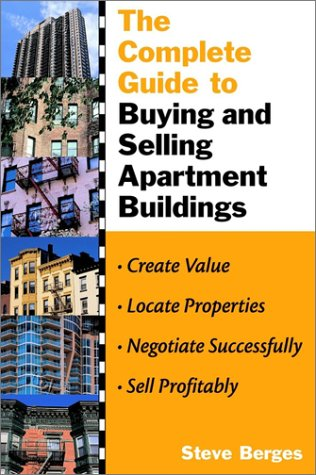9780471436393: The Complete Guide to Buying and Selling Apartment Buildings