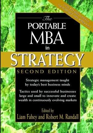 9780471436478: The Portable MBA in Strategy, 2nd Edition