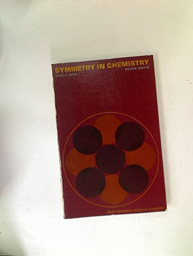 9780471437000: Symmetry in Chemistry
