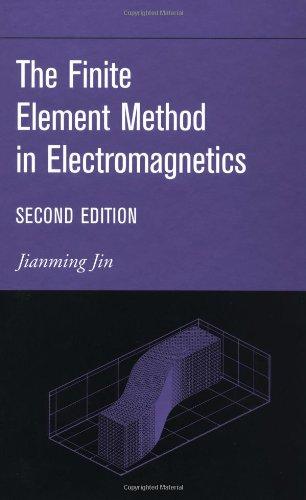 9780471438182: The Finite Element Method in Electromagnetics