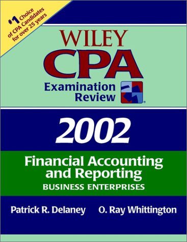 9780471438205: Wiley CPA Examination Review 2002, Financial